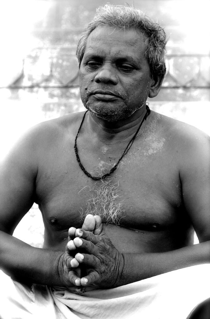 Morning Prayers In Varanasi