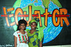 Loketo from Zaire (DRC) at the Equator Club Philadelphia April 1 1993 004 Nneoma from Nigeria and Suzanne from Ethiopia