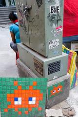 Surviving Space-Invader in Bangkok