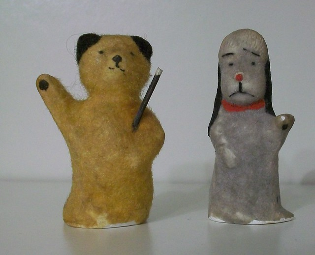 Sooty And Sweep Cake Decorations