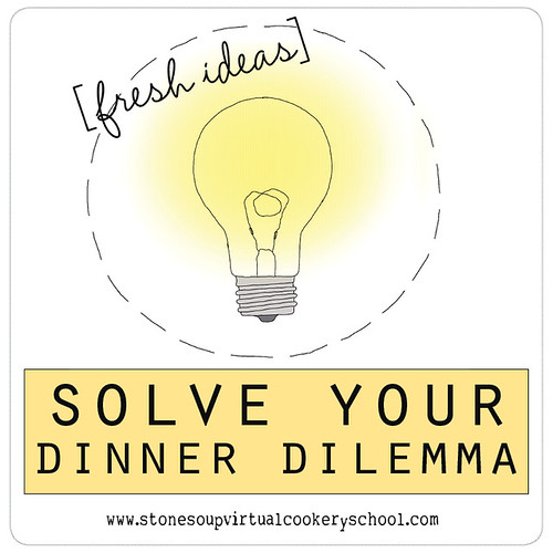 solve your dinner dilemma [fresh ideas] logo