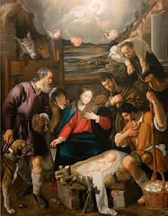 Juan Bautista Maino, Adoration of the Shepherds, 1615-1620