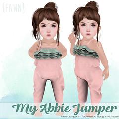 {fawn} My Abbie Jumper
