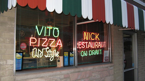 Vito and Nick's Pizza. Chicago Illinois. June 2009. by Eddie from Chicago
