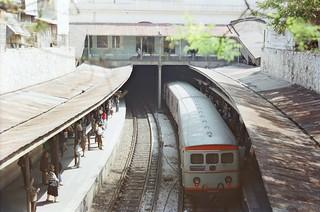 93. //50g/5c/577/5.f - Monastiraki Metro Station, Athens, Greece 1987