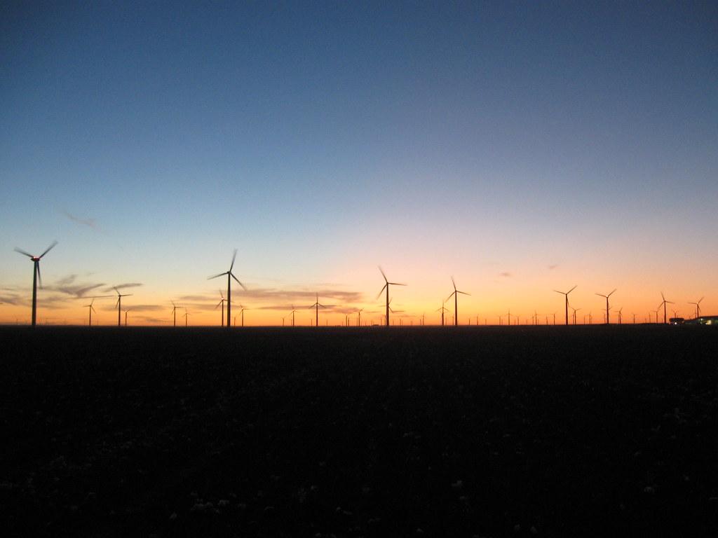 Roscoe Wind Farm, Roscoe, TX  | James | Flickr
