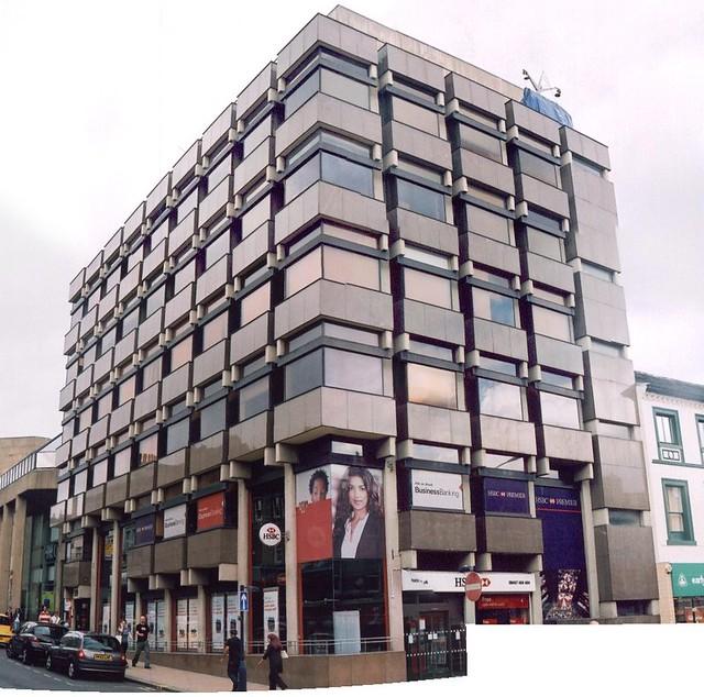 Former Midland Bank, Huddersfield