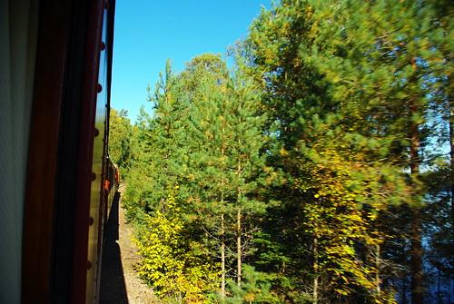 railroad sky tree museum train pentax sweden dalsland åmål k200d negeasca jååj