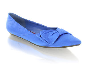 Priceless Blue Flats
