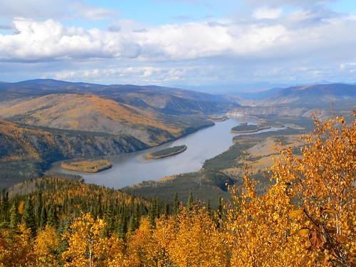 """Dawson City, Alaska from the book """"Giorno per giorno, l'avventura"""" by Walter Bonatti"""