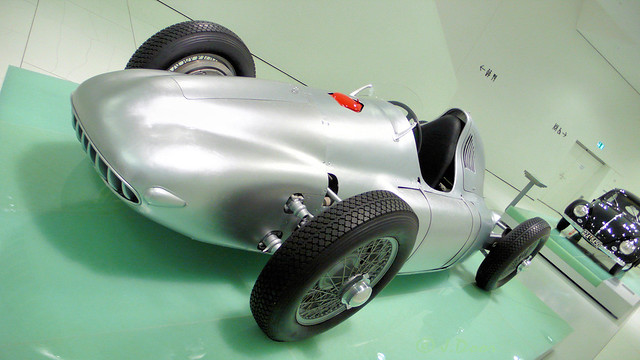 Cisitalia, Porsche typ 360. Porsche Museum