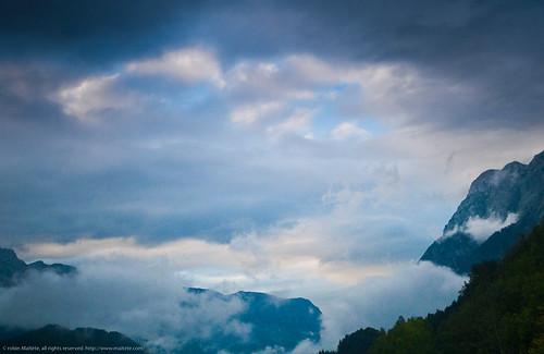 Austrian sky