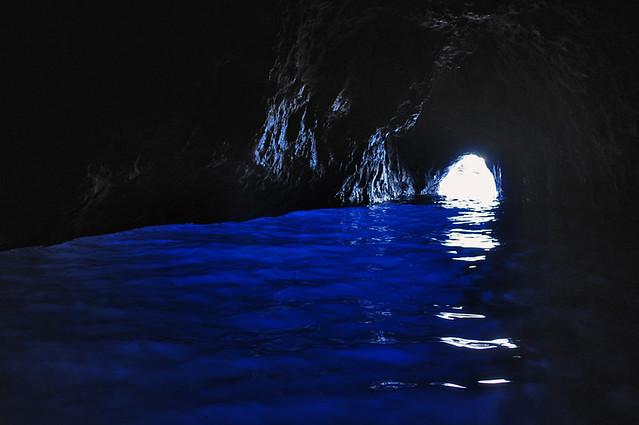 Capri. Grotta Azzurra. #1.