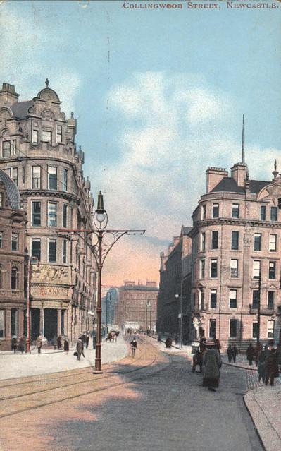 Collingwood Street, c1905