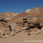 Red Rocks, Blue Sky - Salar Tour, Bolivia