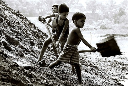 Why them? Stop Child Labor.