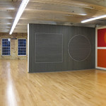 Sol LeWitt Exhibit Panorama