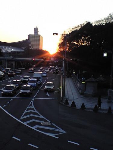 Harajuku Sunset