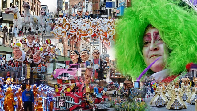 Collage Aalst Carnaval 2014  (01)