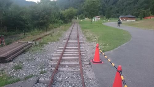 王滝森林鉄道とかいうワイ得な森林軌道があるらしい。これは復習不可避
