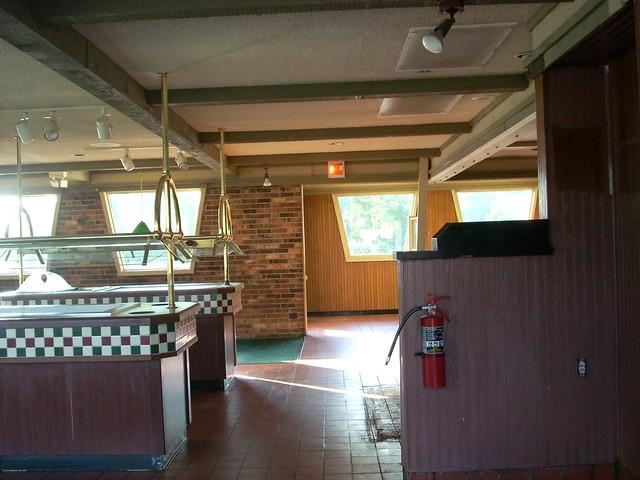 Abandoned pizza hut interior flickr photo sharing