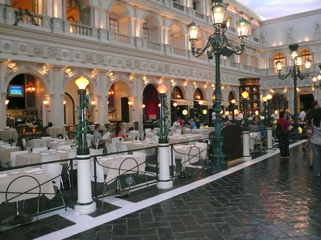 Restaurants Near The Korakia Pension In Palm Springs