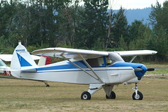 cessna 185(0.0), piper pa-18(0.0), cessna 206(0.0), cessna 150(0.0), cessna 182(0.0), cessna 152(0.0), cessna 172(0.0), flight(0.0), aircraft engine(0.0), monoplane(1.0), aviation(1.0), airplane(1.0), propeller driven aircraft(1.0), wing(1.0), vehicle(1.0), light aircraft(1.0), propeller(1.0), ultralight aviation(1.0),