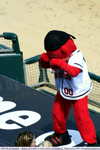 rowdie indianapolis indians mascot. Black Bedroom Furniture Sets. Home Design Ideas