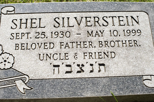 Shel Silverstein Death: Flickriver: Most Interesting Photos From Graves Of