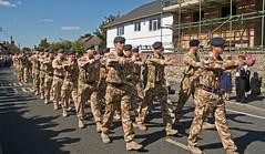 RAF Benson Welcome Home Parade