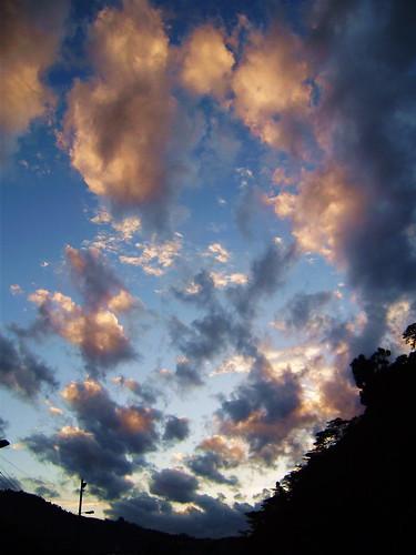 sunrise colombia amanecer nubes tolima cloudscajamarca