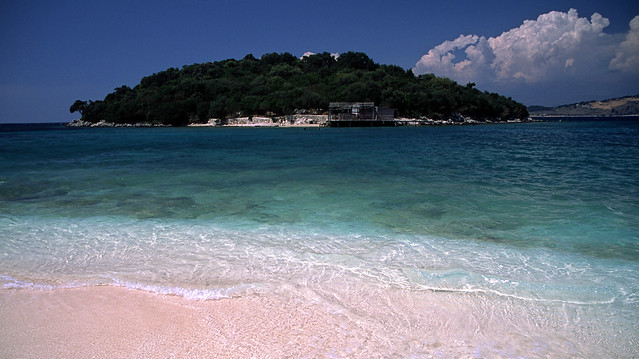 Ksamil (Albania) - One of the islets