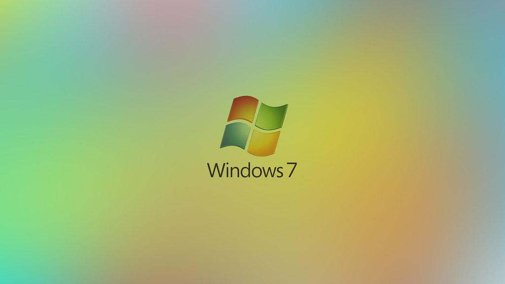 Windows 7 Wall
