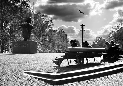 Fotografar Amsterdam: Jordaan, Singel
