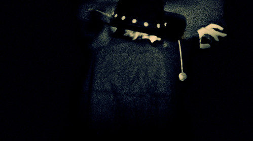Mr. Dark #1, 2009 by Juli Kearns (Idyllopus)