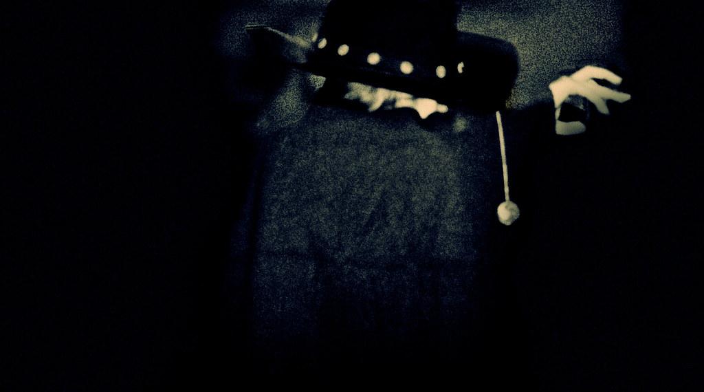 Mr. Dark #1, 2009