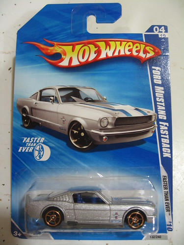 2010 Faster than Ever - 1964 Mustang Fastback