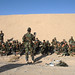 Afghan Commando Medical Training