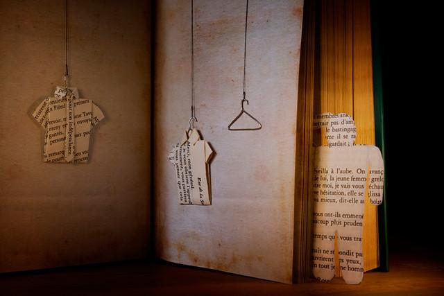 Les coulisses du livre