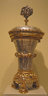 The Boppard Room:  Covered Beaker.