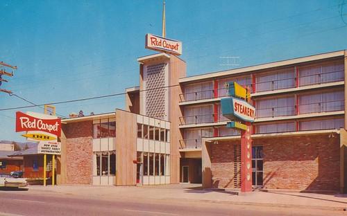 Red Carpet Inn - Stateline, California