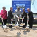 Integrated Sciences Complex Groundbreaking at UMass Boston: June 2011
