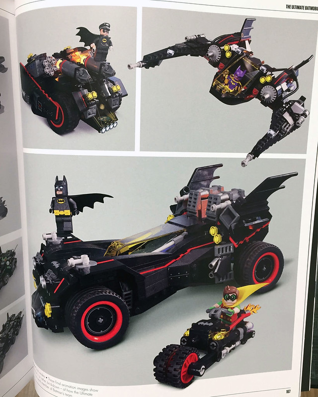 70917 The Ultimate Batmobile 2
