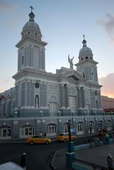 Santa Basilica Metropolitana, Santiago de Cuba, Cuba