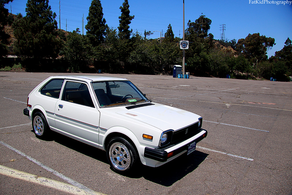 fs 1980 civic hatchback 66k original miles honda tech. Black Bedroom Furniture Sets. Home Design Ideas