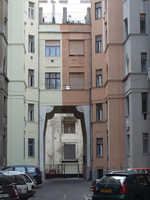 Palatinus houses
