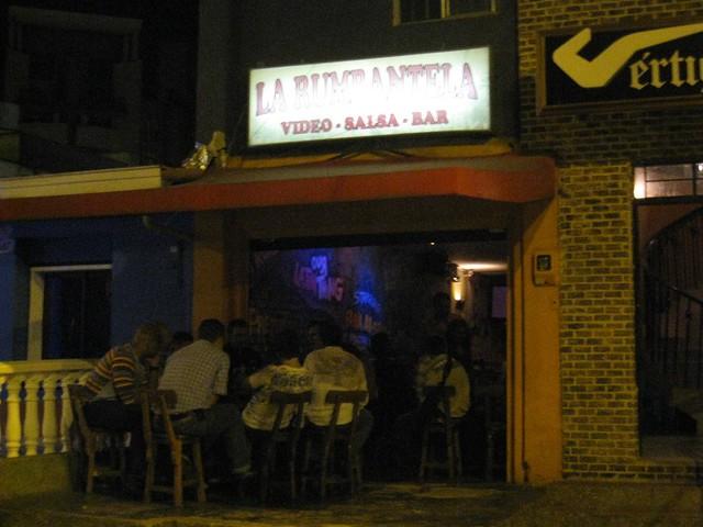 La Rumbantela on Calle 33