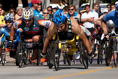 athletics(0.0), bicycle racing(0.0), road bicycle racing(0.0), cycle sport(0.0), road cycling(0.0), duathlon(0.0), cycling(0.0), bicycle(0.0), team(0.0), racing(1.0), endurance sports(1.0), vehicle(1.0), sports(1.0), race(1.0), outdoor recreation(1.0), wheelchair racing(1.0),