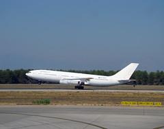 Airy Rotation.Il-86 RA-86140 Aeroflot Don