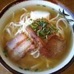 Tōbaru, Okinawa, Japan しまぶくで遅いお昼ご飯